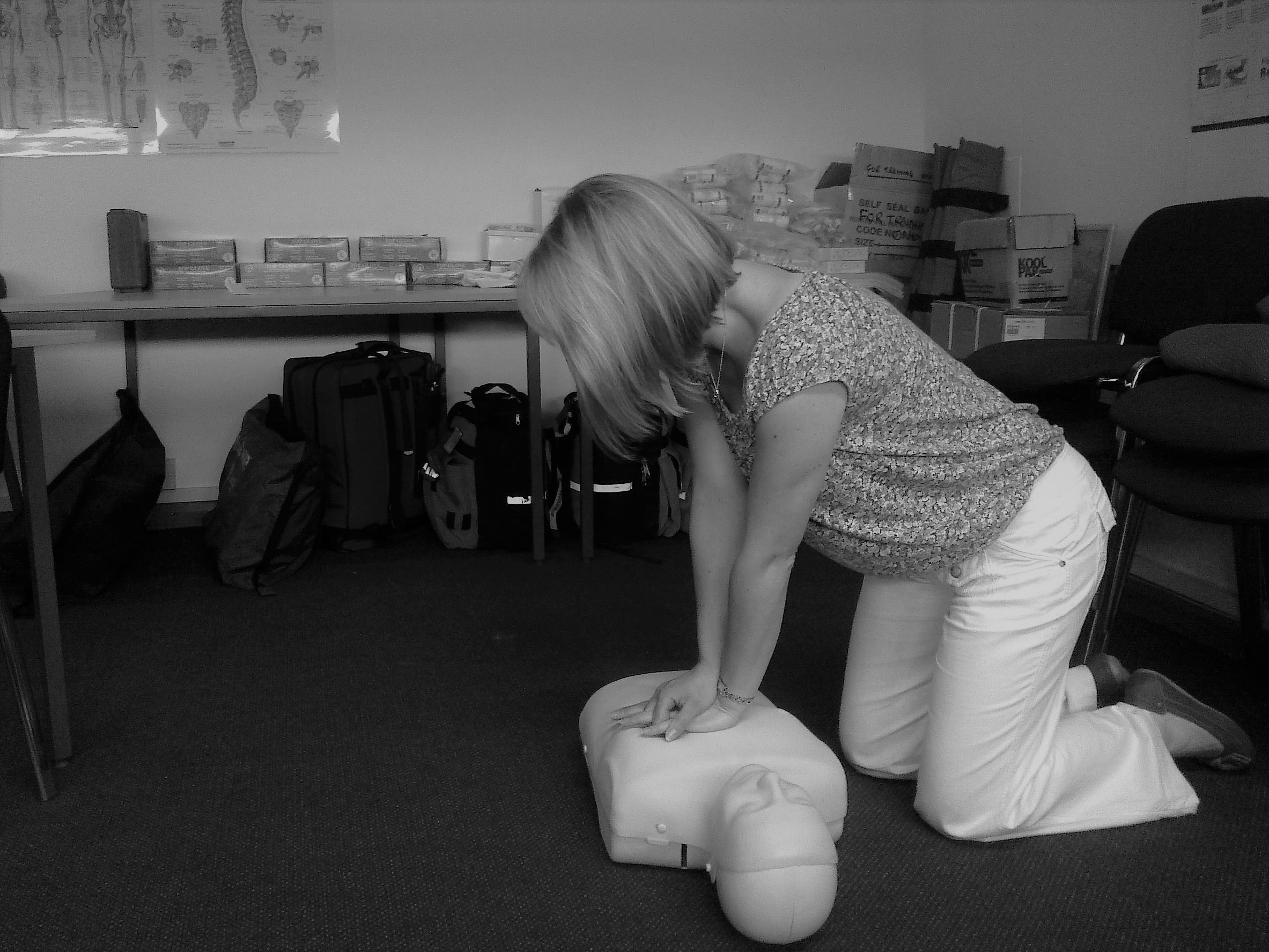 CPR training3